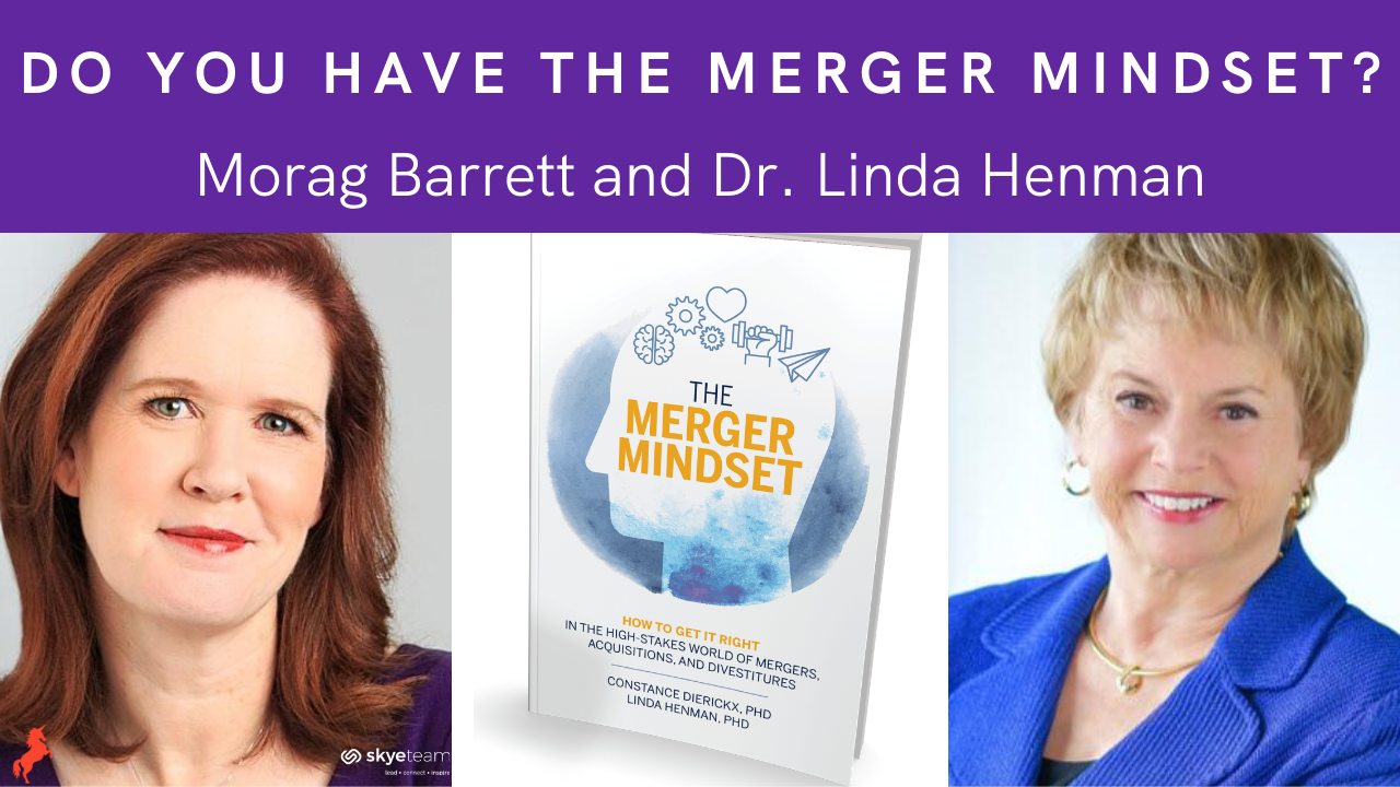Do you have a Merger Mindset?